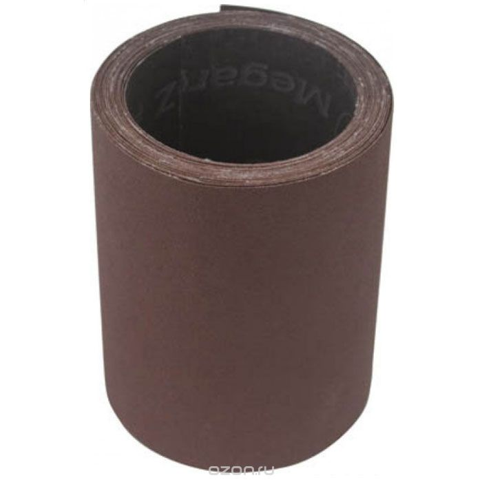 Бумага наждачная FIT, 11,5 см х 5 м, Р180
