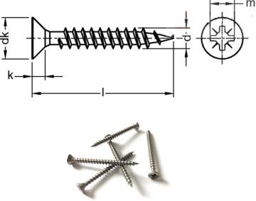 Саморезы: калькулятор веса, изготовление, виды - 14