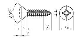 Саморезы: калькулятор веса, изготовление, виды - 16
