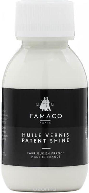 Кондиционер для лакированной кожи Famaco, цвет: нейтральный, 100 мл