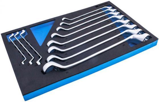 Набор ключей NORGAU N2-011 (060307811) набор n2-011 ключей 11 шт накидных гаечных