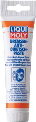 Синтетическая смазка для тормозной системы LiquiMoly Bremsen-Anti-Quietsch-Paste 3077