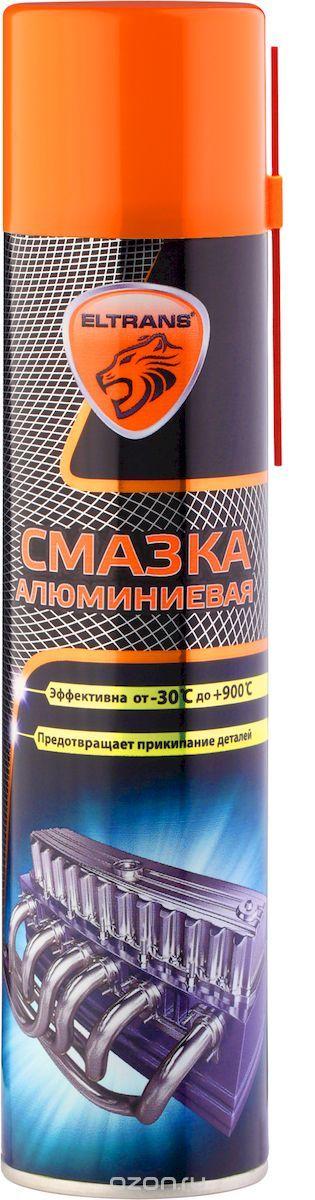 """Смазка алюминиевая """"Eltrans"""", 400 мл"""
