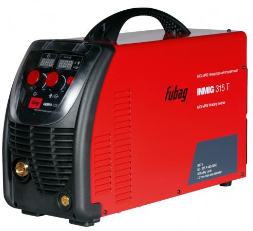 Сварочный аппарат FUBAG inmig 315 t сварочный полуавтомат инвертор с горелкой fb 360 3м