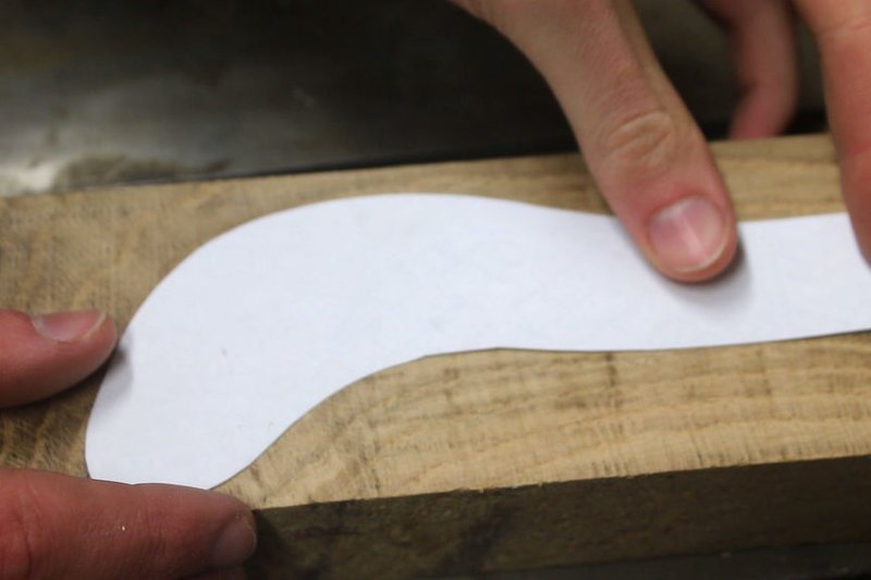 Реставрация ржавого напильника и изготовление ручки с применением электротравления - 5