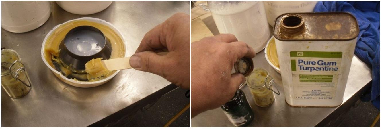 Как самостоятельно сделать полировочное средство для шлифовки дерева, пластика и резины | 3
