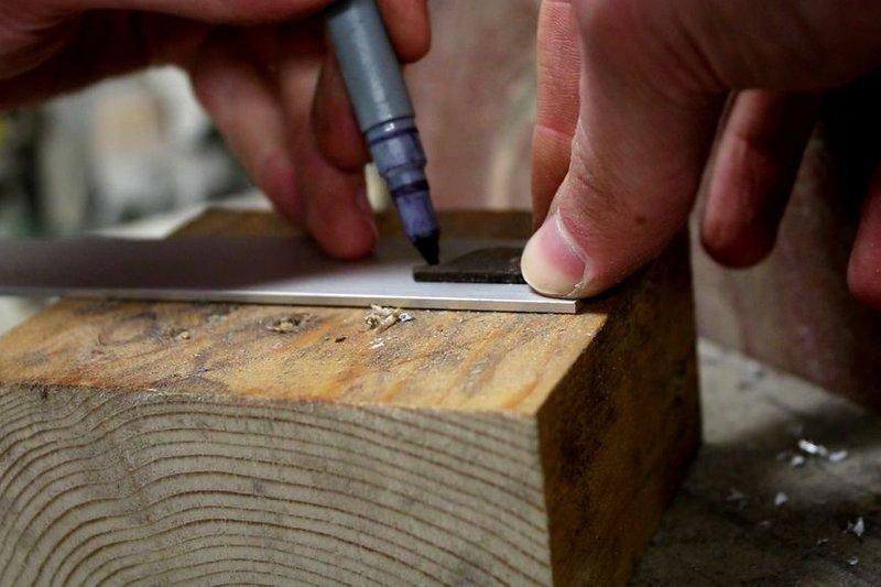 Реанимация старых ножниц по металлу | 5