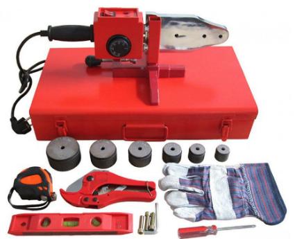 Аппарат для раструбной сварки - 3