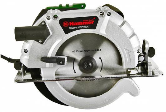 Циркулярная пила Hammer CRP900А 2000Вт