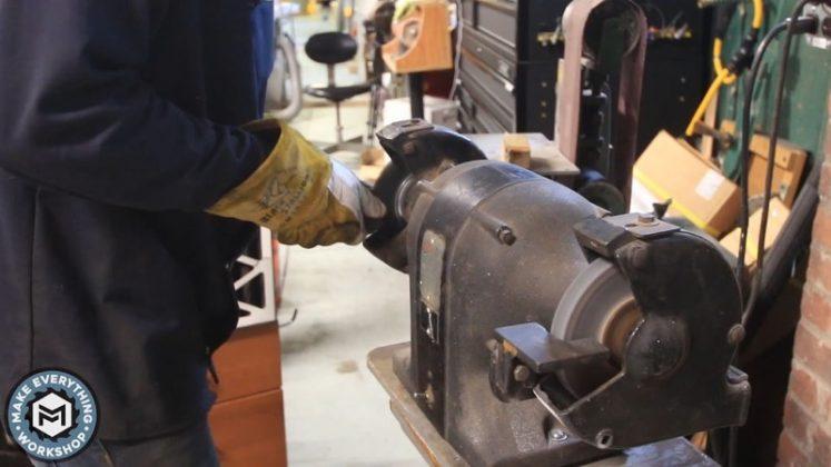 Реставрация столетних тисков своими руками | 35