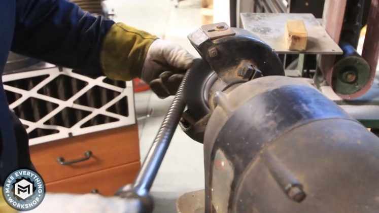 Реставрация столетних тисков своими руками | 37