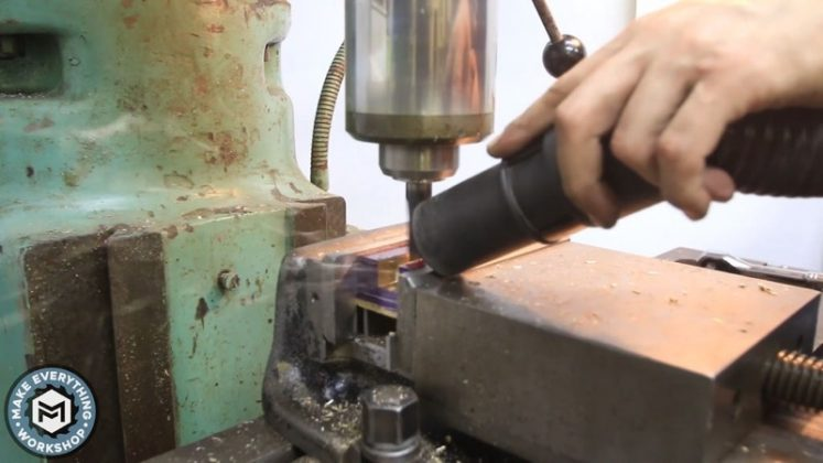Реставрация столетних тисков своими руками - 48