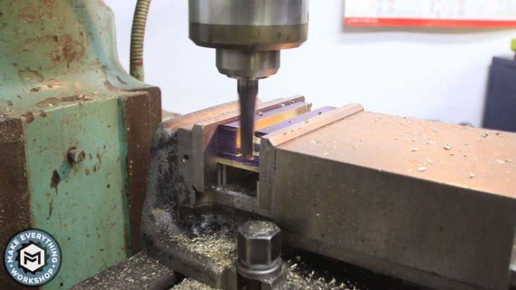 Реставрация столетних тисков своими руками - 49