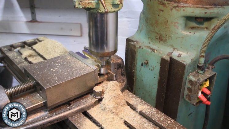 Реставрация столетних тисков своими руками | 52