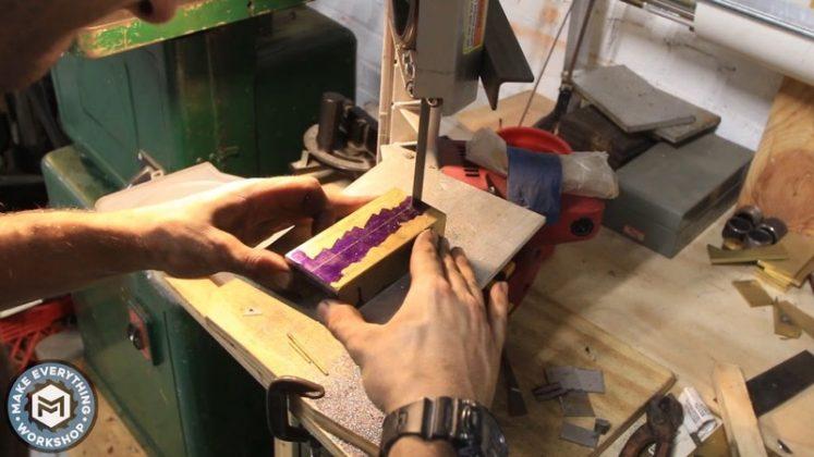 Реставрация столетних тисков своими руками | 54