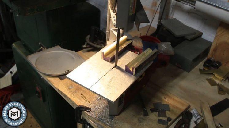 Реставрация столетних тисков своими руками - 55
