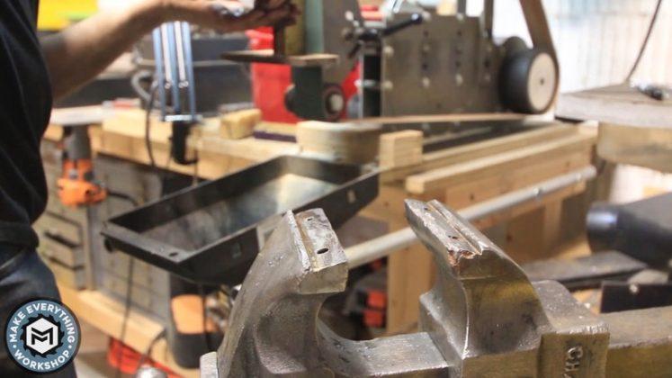 Реставрация столетних тисков своими руками | 57