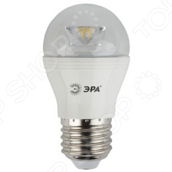 Лампа светодиодная Эра P45 Clear