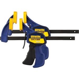 Струбцина Irwin до 300мм (2шт) mini (T54122EL7)