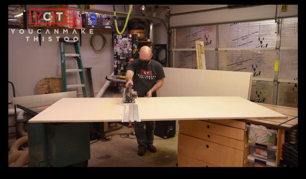 Как самому сделать фрезерный стол - 2