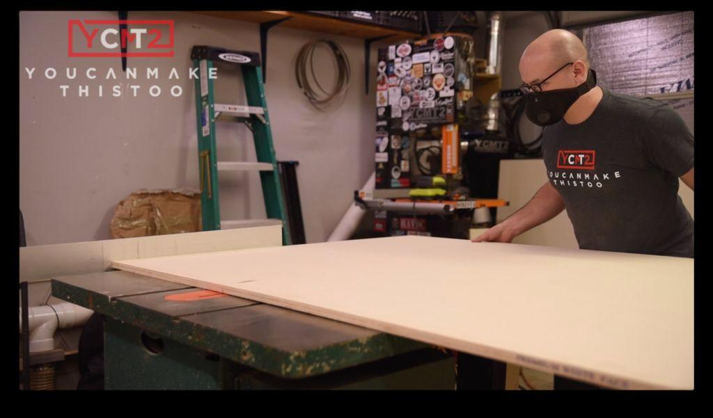 Как самому сделать фрезерный стол | 3