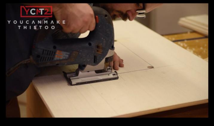 Как самому сделать фрезерный стол | 9