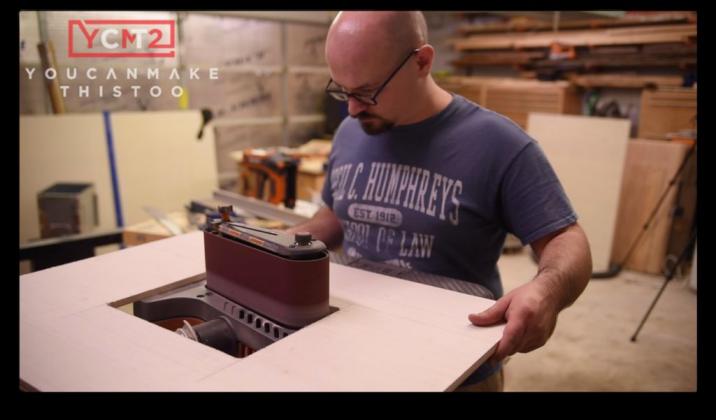 Как самому сделать фрезерный стол | 7
