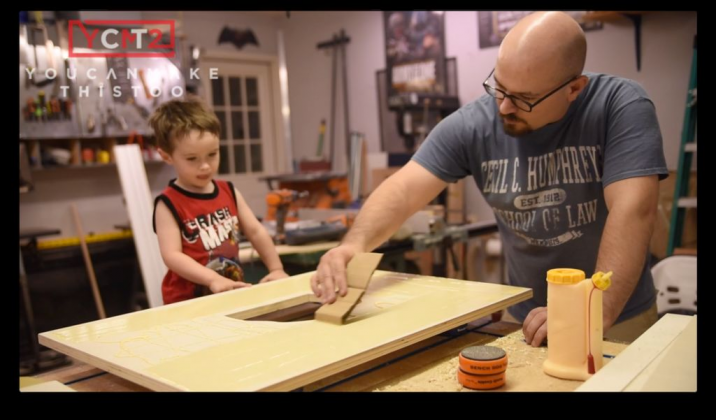 Как самому сделать фрезерный стол | 11