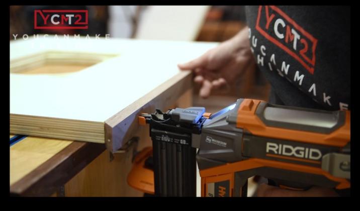 Как самому сделать фрезерный стол - 13