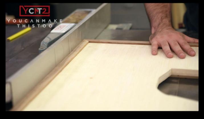 Как самому сделать фрезерный стол - 16