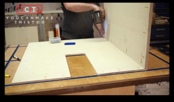 Как самому сделать фрезерный стол | 22