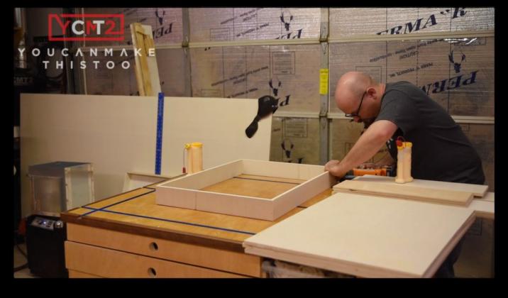 Как самому сделать фрезерный стол - 30