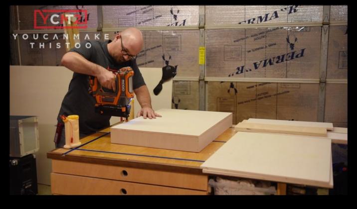 Как самому сделать фрезерный стол - 27