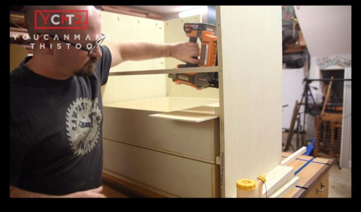Как самому сделать фрезерный стол - 32