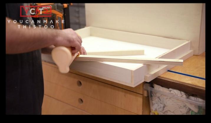 Как самому сделать фрезерный стол - 35