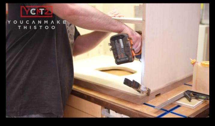 Как самому сделать фрезерный стол - 36