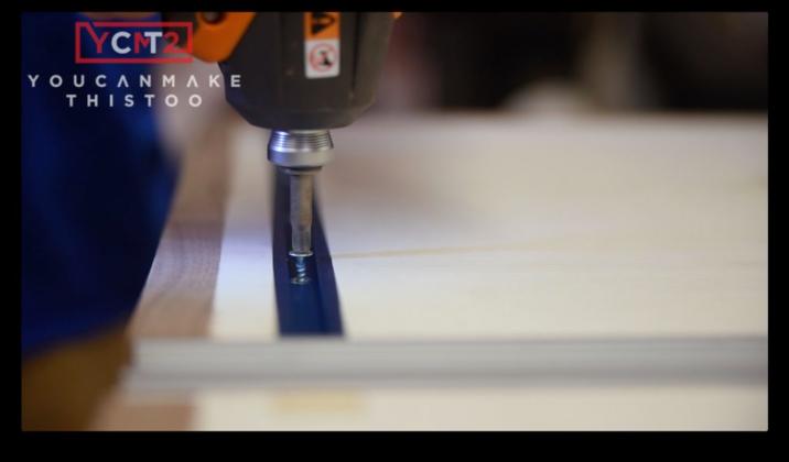 Как самому сделать фрезерный стол | 41