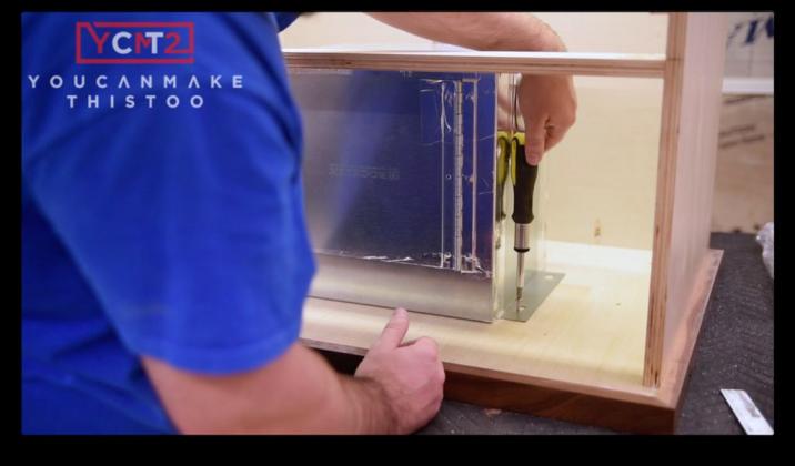 Как самому сделать фрезерный стол - 46
