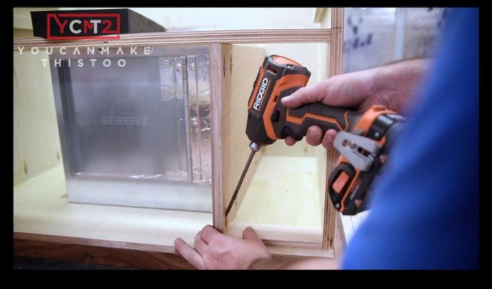 Как самому сделать фрезерный стол - 48