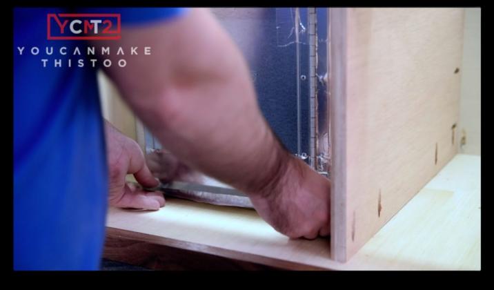 Как самому сделать фрезерный стол | 47