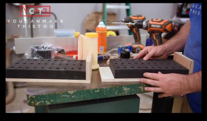 Как самому сделать фрезерный стол - 49