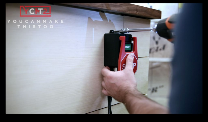 Как самому сделать фрезерный стол - 53