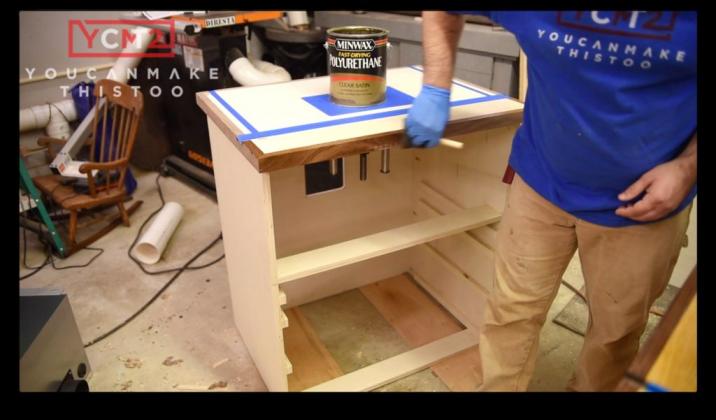 Как самому сделать фрезерный стол - 61