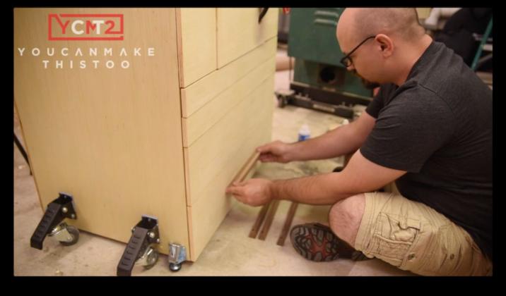Как самому сделать фрезерный стол - 60