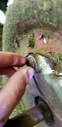Реставрируем газонокосилку своими руками - 22