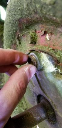 Реставрируем газонокосилку своими руками | 30