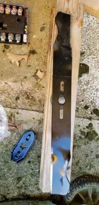 Реставрируем газонокосилку своими руками - 38