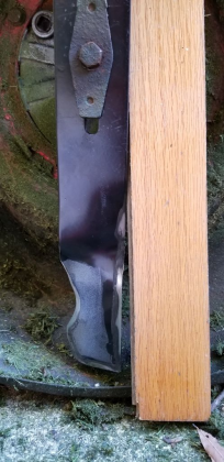 Реставрируем газонокосилку своими руками | 45