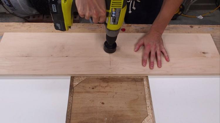 Делаем фрезерный стол и параллельный упор к нему - 24