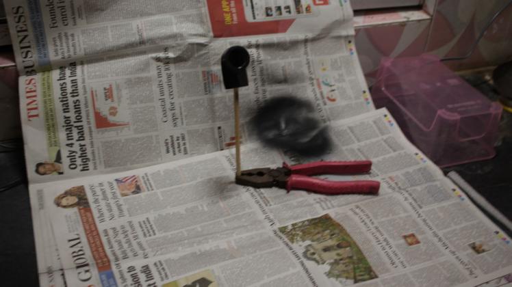 Делаем резак для пенопласта своими руками | 9